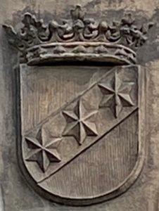 Wappen der Familie von Redern